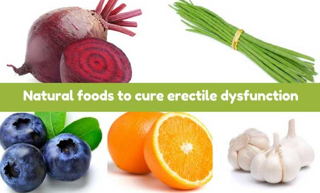 foods against ed