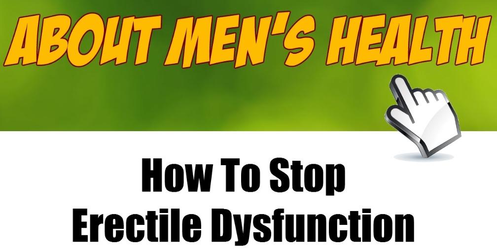 how to imrove erectile dysfunction