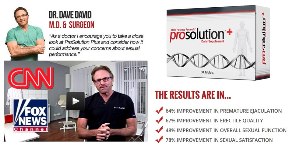 Prosolution Plus Review - Premature Ejaculation Pills That Work